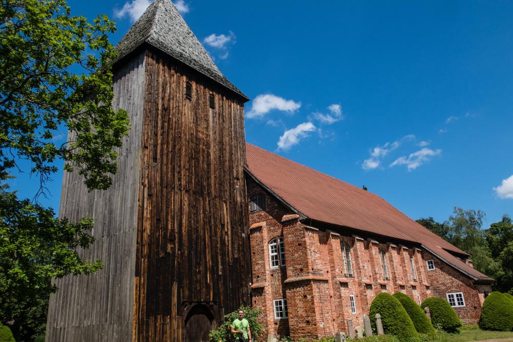 Seemannskirche in Prerow auf Darß